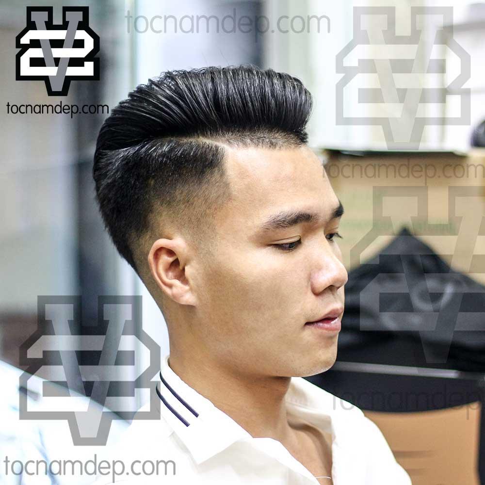 Kiểu tóc Quiff 2019