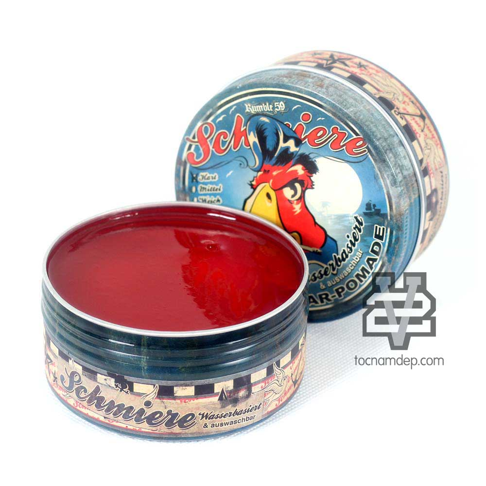 Schmiere Pomade Water-Based Strong 250ml