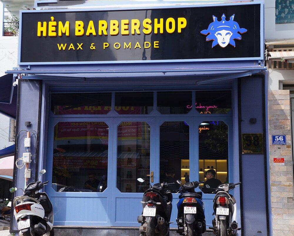 HẺM barber shop Tp.HCM