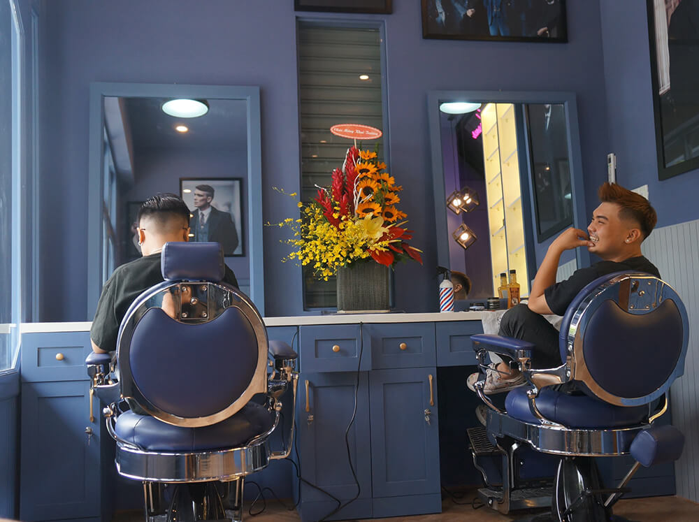 Hẻm barber shop