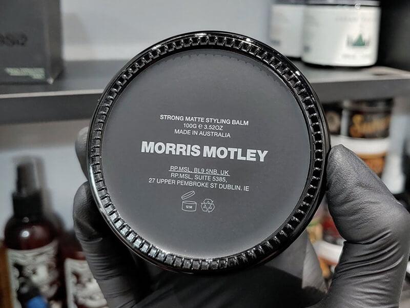 Morris Strong Matte Styling Balm