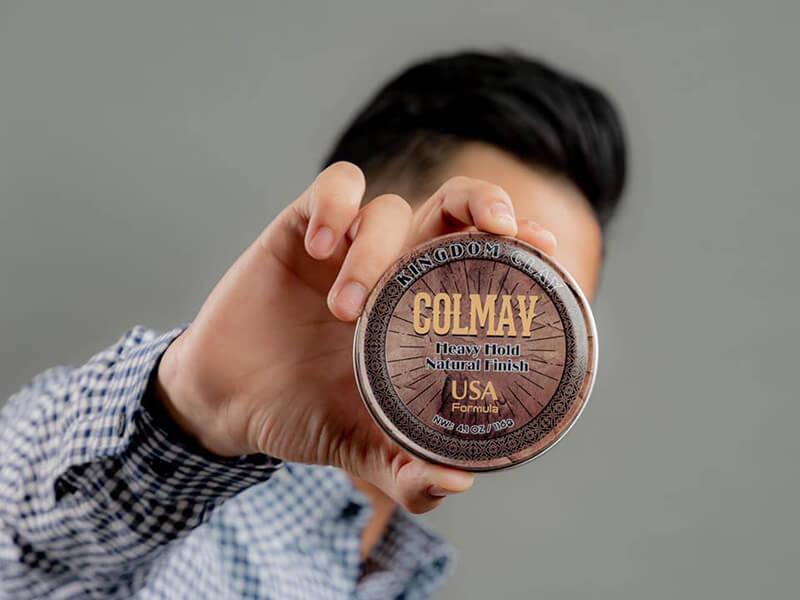 Sáp vuốt tóc colmav clay